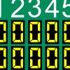 Baseball Scoreboard. Free