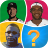 Word Pic Quiz Famous Athletes – name the greatest faces in baseball, football, soccer and other sports