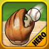 Pro Baseball Catcher Hero