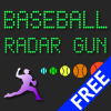 Baseball Radar Gun High Heat Free – Pitch Speed and Velocity MPH Calculation at Your Fingertips, for Softball, Fastball, and Baseball