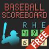 Lazy Guy's Baseball Scoreboard Free – Your Personal Scorekeeper App for Little League, Minor League, and Major League Baseball and Softball