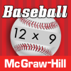 Everyday Mathematics Baseball Multiplication 1-12 Facts