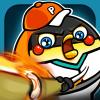 Home Run Hitters – Penguin Rush! Flick Baseball