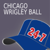 24-7 Chicago Wrigley Baseball