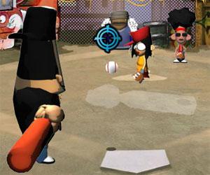 Bobblehead Baseball